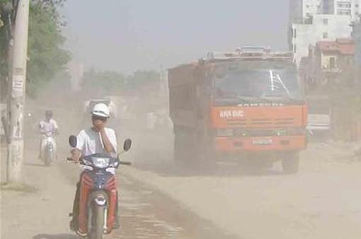 Hơn 50% số ngày trong năm có chất lượng không khí kém