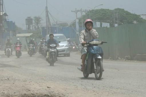 Ô nhiễm không khí tại TP.HCM đang ở mức báo động