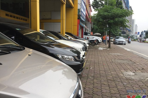 Sóng ngầm thị trường xe cũ: Người mừng, người tiếc