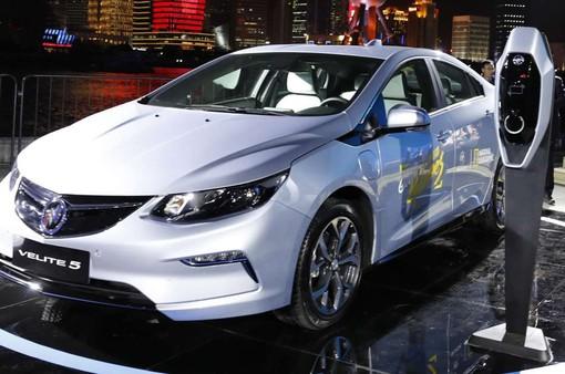 Trung Quốc hướng đến ngôi số 1 về sản xuất và tiêu thụ ô tô điện thế giới