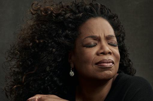 Oprah Winfrey nhận giải lớn tại Quả cầu vàng 2018