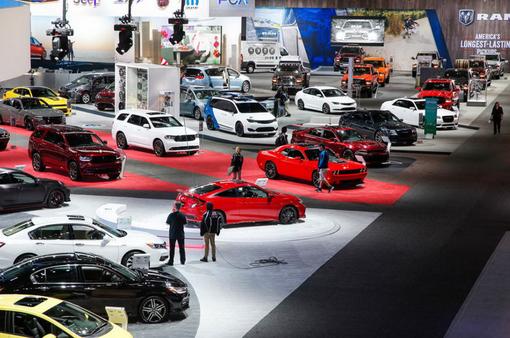 Đếm ngược cùng Lễ hội Ô tô - Car Passion Festiva 2017