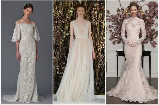 Nhìn những mẫu váy cưới tinh tế này, ai mà chẳng muốn làm cô dâu!