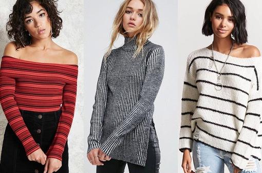 Xu hướng áo len chất lừ và nổi bật trong mùa Thu - Đông 2017