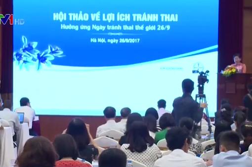 Việt Nam có tỷ lệ phá thai cao nhất châu Á