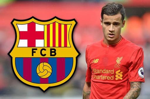 TRỰC TIẾP Chuyển nhượng bóng đá quốc tế ngày 26/7/2017: Barcelona đã đạt được thoả thuận với Coutinho của Liverpool