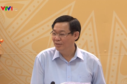 PTTg Vương Đình Huệ kiểm tra công tác quy hoạch cán bộ tại Bình Thuận