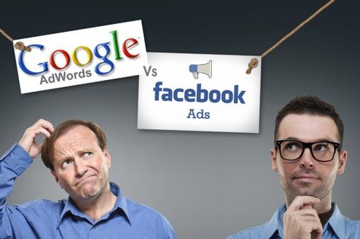 Thị trường quảng cáo số Facebook và Google khiến đối thủ ngao ngán