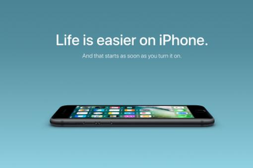 """""""Xử"""" xong Windows, Apple chuyển sang lôi kéo khách hàng Android"""