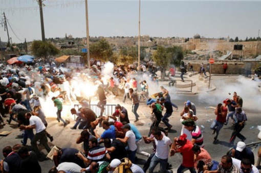 Liên đoàn Arab phản đối các biện pháp an ninh mới của Israel