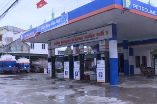 Nhiều mẫu xăng ở Nghệ An không đạt tiêu chuẩn