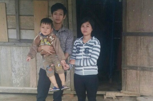 Xót xa chàng trai trẻ bị bệnh tim gánh vác cả gia đình