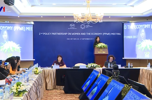 Hội nghị đối tác chính sách phụ nữ và kinh tế APEC lần thứ 2