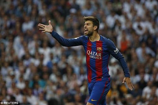 Sao Barca hả hê vì hạ bệ cả Real, Espanyol