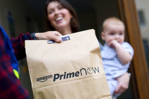 Amazon Prime Now chính thức xuất hiện tại Singapore