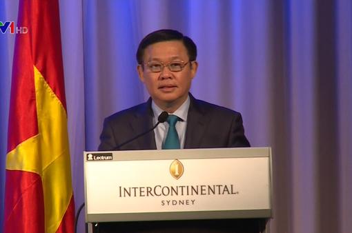Chính phủ Việt Nam sẽ đồng hành cùng các doanh nghiệp Australia