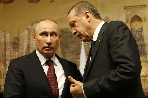Nga và Thổ Nhĩ Kỳ cảnh báo căng thẳng gia tăng tại Trung Đông