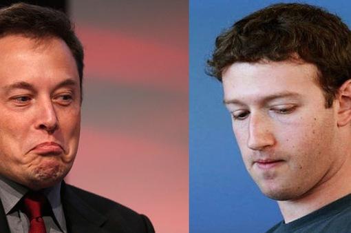 Elon Musk chê ông chủ Facebook hiểu biết hạn chế về trí tuệ nhân tạo
