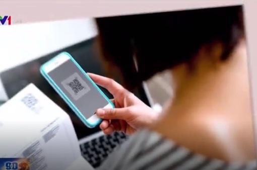 Giao dịch bằng mã QR phổ biến trong nhiều lĩnh vực