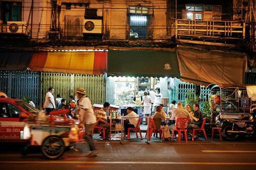Quán ăn đường phố Thái Lan đoạt sao Michelin