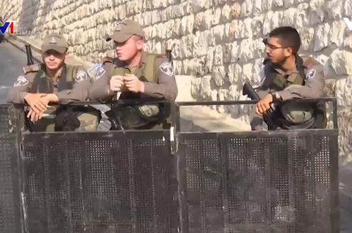 Israel tăng cường an ninh tại Jerusalem