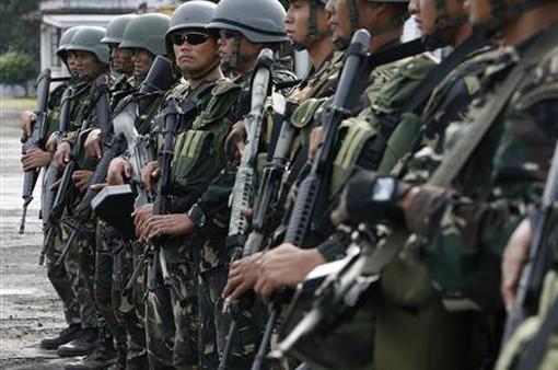 Philippines đẩy mạnh chiến dịch truy quét phiến quân Hồi giáo