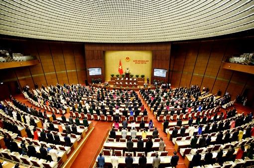 Hôm nay, Quốc hội sẽ thảo luận về Bộ luật Hình sự