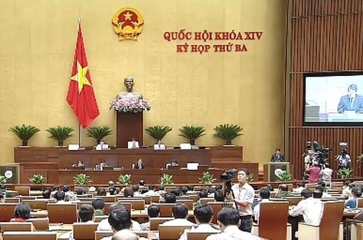 Hôm nay, Quốc hội thảo luận Luật Quy hoạch