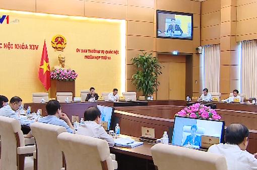 Bế mạc Phiên họp thứ 14 Ủy ban Thường vụ Quốc hội