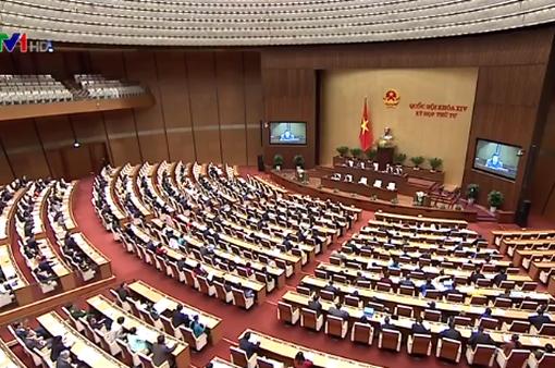Quốc hội thông qua 2 Nghị quyết về sân bay Long Thành và cơ chế đặc thù cho TP.HCM