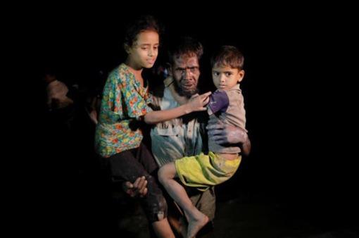 Quốc tế chi gần 345 triệu USD giải quyết khủng hoảng người Rohingya