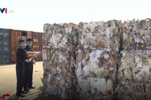 Mạnh tay chống ô nhiễm môi trường, Trung Quốc cầm nhập khẩu phế liệu