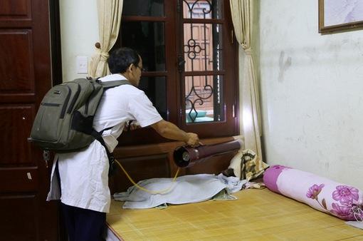 Hà Nội: Chủ động phòng chống dịch sốt xuất huyết ngay từ đầu năm 2018