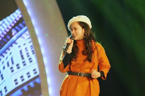 Giọng ca trẻ của Sao Mai: Hồi hộp khi lần đầu được trình diễn ở khai mạc LHTHTQ