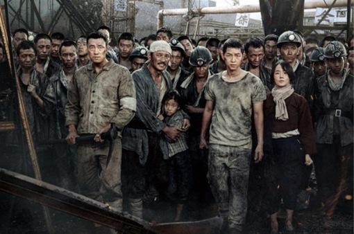 """""""Bom tấn"""" Battleship Island của Song Joong Ki hứa hẹn thắng lớn tại Hàn Quốc"""