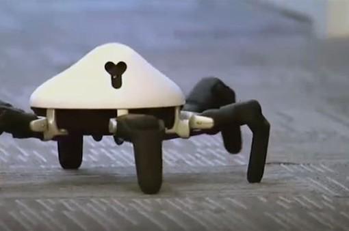Hexa - Robot mô phỏng loài nhện