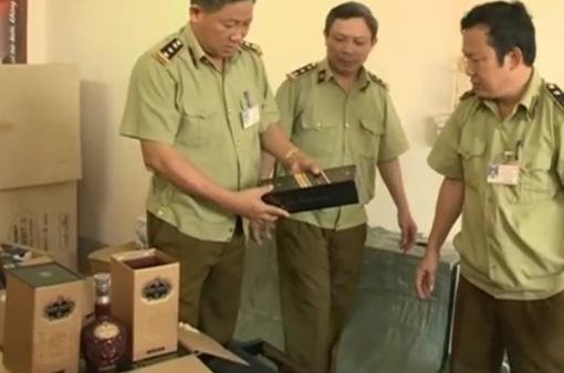 Hà Tĩnh: Phát hiện hơn 400 chai rượu không rõ nguồn gốc
