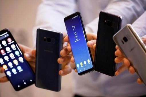 Đơn đặt hàng Samsung Galaxy S8 đã cán mốc 1 triệu chiếc