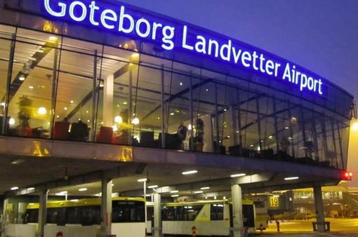 Thụy Điển sơ tán an ninh khẩn cấp tại một sân bay