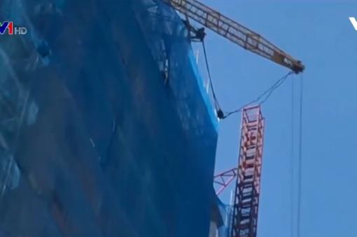 Sập cần cẩu tại TP.HCM: Cảnh báo về an toàn tại các công trình xây dựng
