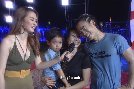 """Sasuke Việt Nam: Thí sinh không ngại thử thách nhờ gia đình """"truyền lửa"""""""