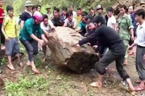 Mưa lũ gây nhiều thiệt hại tại miền núi phía Bắc