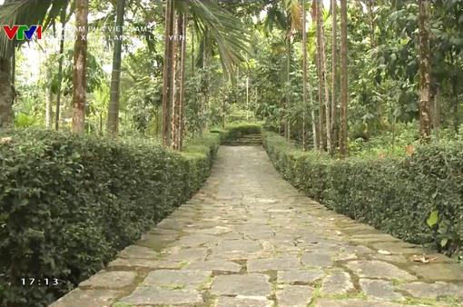 Dấu xưa ở làng cổ Lộc Yên: Những nếp nhà cổ trầm mặc, những ngõ đá đẹp mê hồn