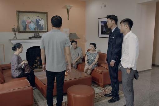 Cả một đời ân oán - Tập 1: Bố nhận lại con riêng khiến cả nhà choáng váng