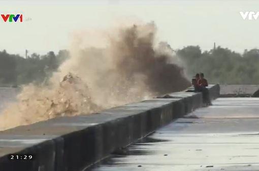 Đừng bỏ lỡ series phim tài liệu Biến đổi khí hậu ở đồng bằng sông Cửu Long - Diễn biến và ứng phó trên VTV1!