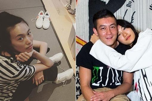Bạn gái Trần Quán Hy sinh con gái
