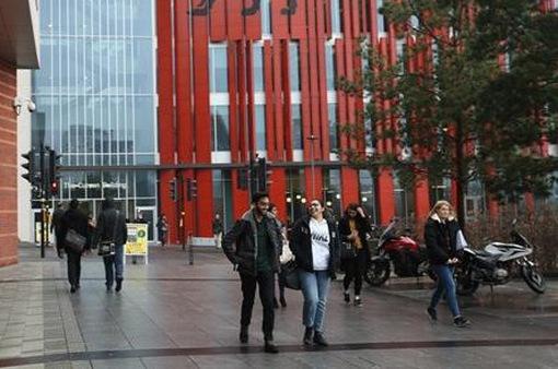 Sinh viên quốc tế tại Anh hưởng lợi từ Brexit