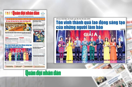 Báo chí Cách mạng Việt Nam: Nhiệm vụ mới, trách nhiệm nặng nề nhưng rất vẻ vang