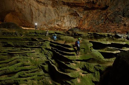 Vẻ đẹp bất tận của hang Sơn Đoòng