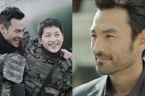 Ác nhân phim Hậu duệ mặt trời vẫn giữ liên lạc với Song Joong Ki